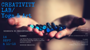 CREATIVITY LAB/Yoga & Art