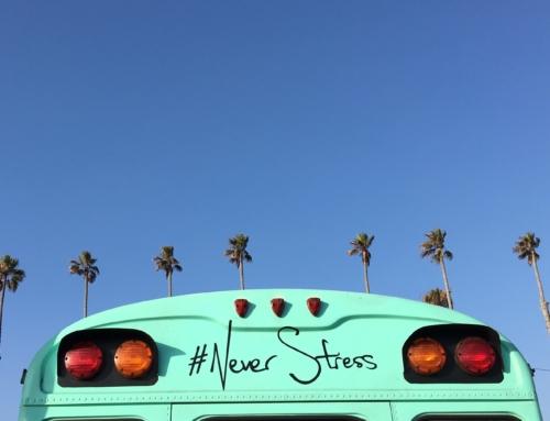 STRESS…NO GRAZIE!