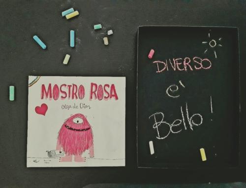 Letture consigliate per bambin*: MOSTRO ROSA